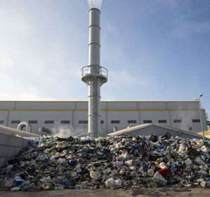 Energy from waste plant-1