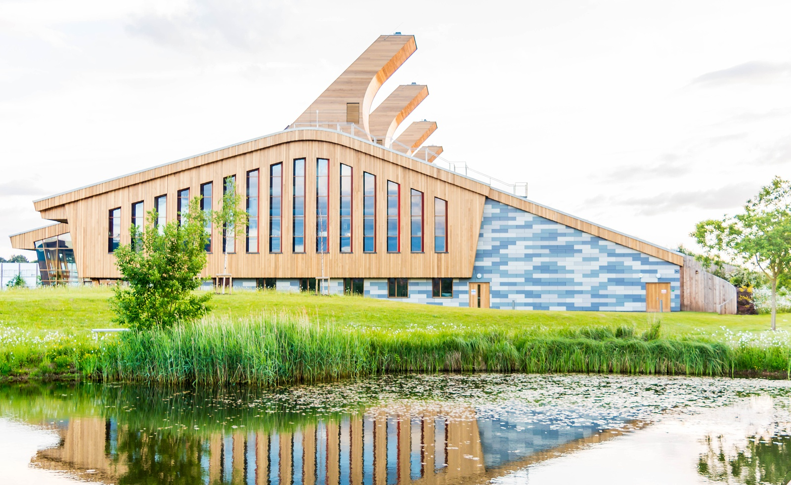 GSK carbon neutral lab