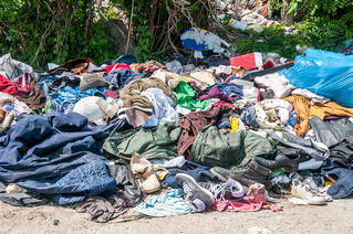 Pile-Of-Old-Clothes-And-Shoes-1