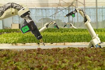 automated chemical pesticide agriculture