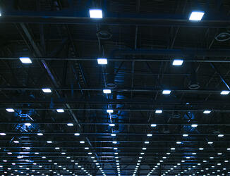 energy efficient lighting system