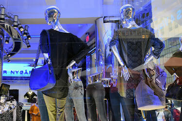 new york city fashion mannequins