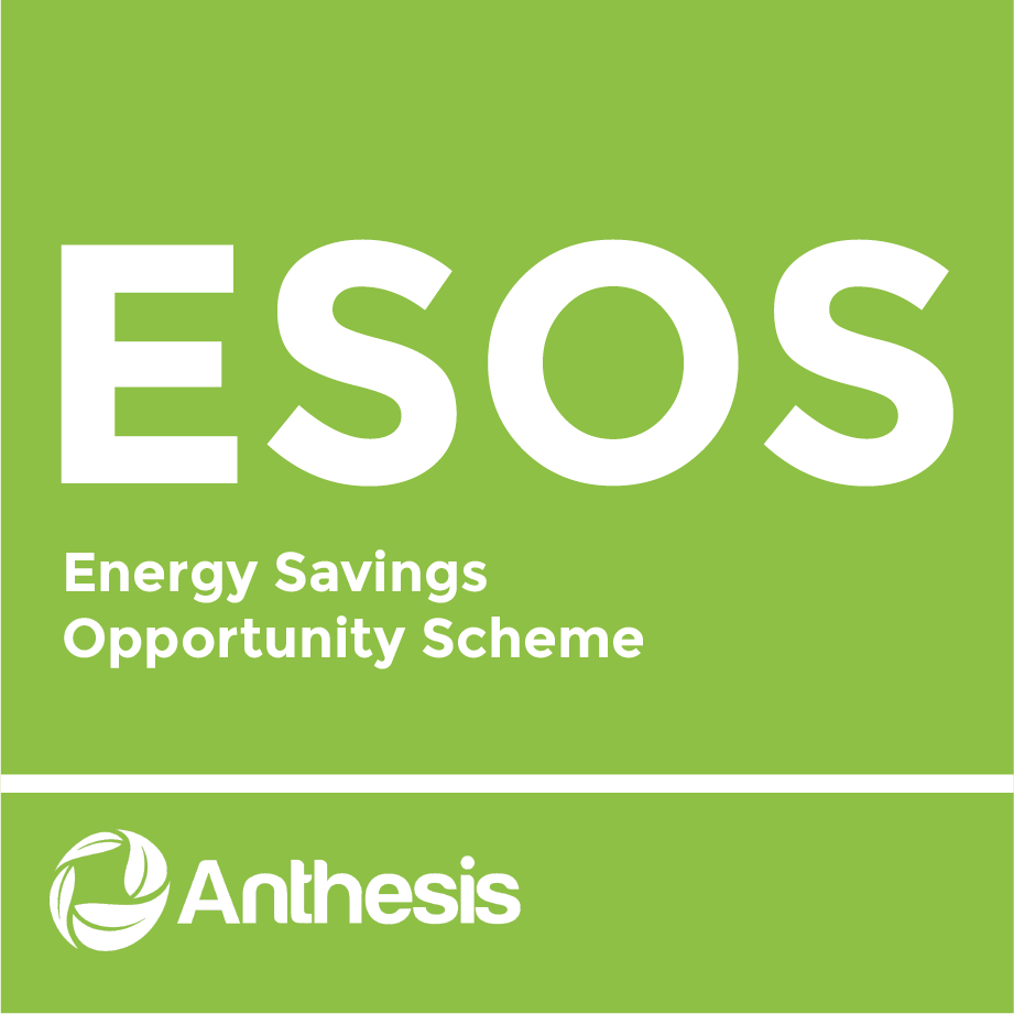 ESOS energy savings opportunity scheme logo