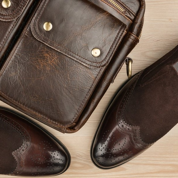Luxurious-Leather-Brown-Shoes-briefcase-1-702087-edited